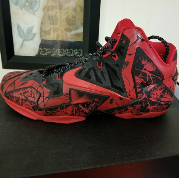 promo code 6acd3 bc598 Lebron James CUSTOM ID